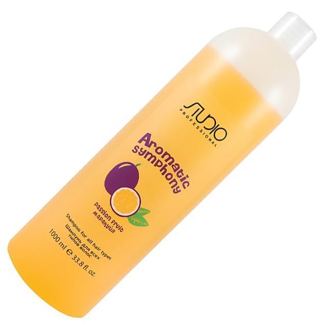 Шампунь для всех типов волос Маракуйя 1000мл